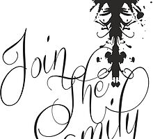 Join the Family by Erdisign