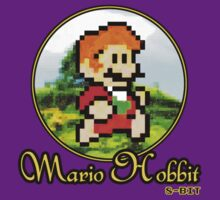 Mario Hobbit (Version 2) by Rodrigo Marckezini