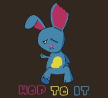 Hop to it by David Brandon
