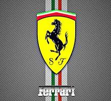 Ferrari by Gionny68