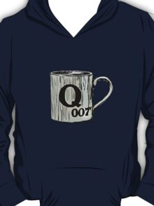 Letter Q, for 007 points... T-Shirt
