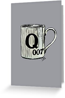 Letter Q, for 007 points... by ShubhangiK