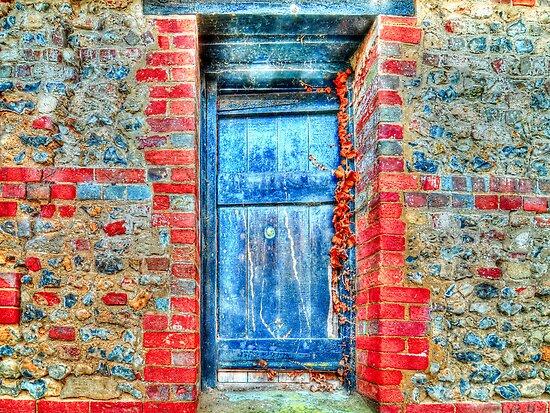 Blue Door by Steve
