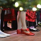 Christmas Shoes by Nancy Aranda