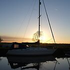 Heybridge Basin Yacht by newbeltane