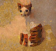 Klimt's Kitty by suzannem73
