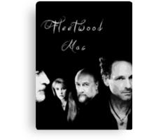 Fleetwood Mac Faces Canvas Print