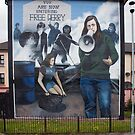 Bernadette Devlin MP by nigelphoto