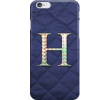 Hologram (Blue) iPhone Case/Skin