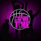 It&#x27;s Game Time - Pink by Adamzworld