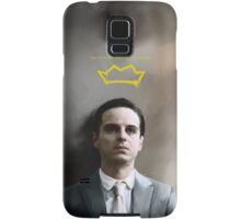 Moriarty portrait Samsung Galaxy Case/Skin