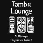 Tambu Lounge White by AngrySaint