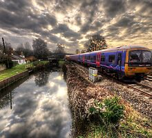 Turbo at Little Bedwyn  by Rob Hawkins