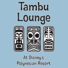 Tambu Lounge Black Solid Tiki by AngrySaint