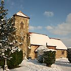 Christmas Church by Seaxneat