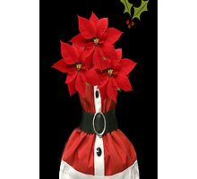 ❤‿❤ POINSETTIA IPHONE CASE ❤‿❤ by ╰⊰✿ℒᵒᶹᵉ Bonita✿⊱╮ Lalonde✿⊱╮