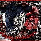 A Montana Holiday Greeting by Kay Kempton Raade