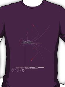 Radiata Series 001-67976 (x) (purple) T-Shirt