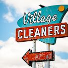Village Cleaners by Sam Scholes