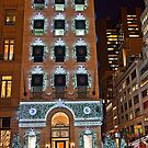 USA. New York. Manhattan. 5th Avenue Welcomes Christmas. by vadim19