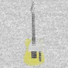 Tele Text - Yellow by SkinnyJoe