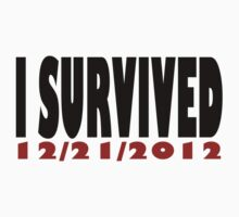 Survived the end! by Leevis