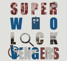 SuperWhoLockVengers by koroa