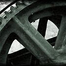 Abandoned Gears by JSDesigns