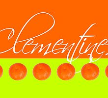 Clementines by Natalie Kinnear