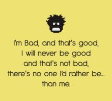 Wreck it Ralph Quote by HummY