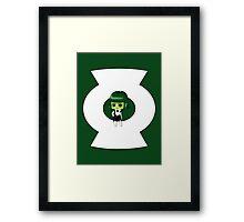Chibi Jade Framed Print