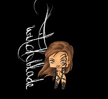 Chibi Witchblade by artwaste
