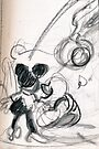 Silly Minnie & Rubber Duck by WoolleyWorld
