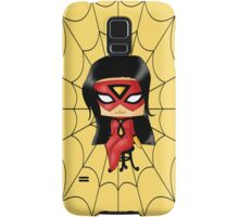 Chibi Spiderwoman Samsung Galaxy Case/Skin