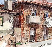 Calle La Fuente by Adolfo Arranz