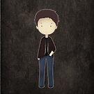 Supernatural cute DEAN WINCHESTER by koroa