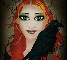 Morgan Le Fay by Rosemary  Scott - Redrockit