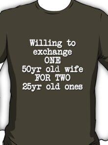 Irresistible Offer T-Shirt