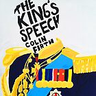 the king's speech  by cocosuspenders