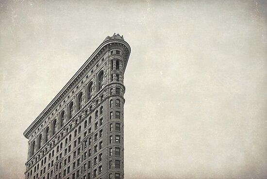 Flatiron Building NYC by fernblacker