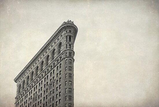 Flatiron Building NYC by fernblacker