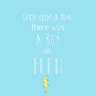 The Boy Who Flew by tlcollins402