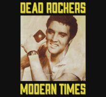 Dead Rockers, Modern Times - Elvis T-Shirt