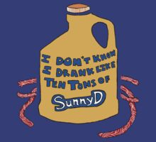 Ten Tons of Sunny D by taylornturner