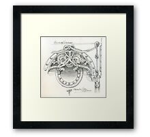 Sintra. Architecture. iPad  Framed Print