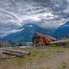 From the past - Tallheo Cannery by JamesA1