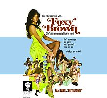 Foxy Brown (1974) by KoKreative