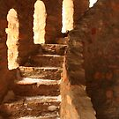 Stairway to Eagle by Adam Kuehl