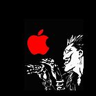 Ryuk Love Apple by SuppaDagon