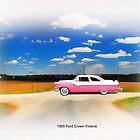 1955 Ford Crown Victoria SWEET by Randy & Kay Branham